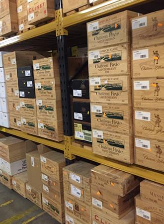 Fine Wine Storage